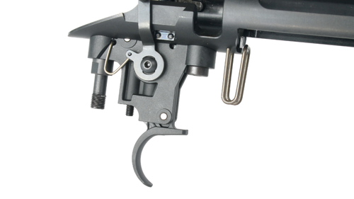 The trigger is adjustable from two to four pounds of pull. Photo: Mauser