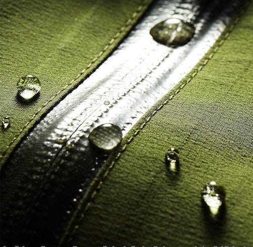 Gore-Tex gear is guaranteed to be waterproof, wind-proof and breathable.