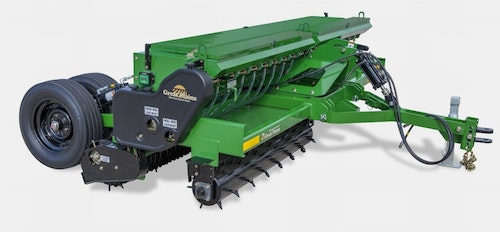 Great Plains NTS Seeder