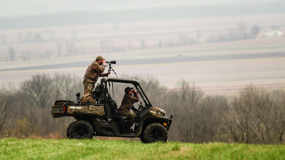 Is an Outfitted Whitetail Hunt Right for You?