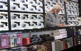 Gun Purchases Soar On Black Friday Too