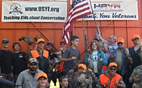 Veterans And Kids Learn From Each Other In The Outdoors