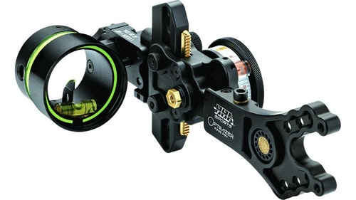 Shots tend to be a bit longer out West depending on the setting, and thus single-pin sights such as the HHA Sports Optimizer King Pin are garnering more market share.