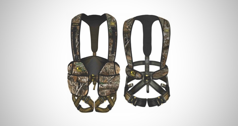 Hunter Safety System Harnesses