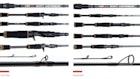 Halo Fishing Scott Canterbury Signature Series Fishing Rods