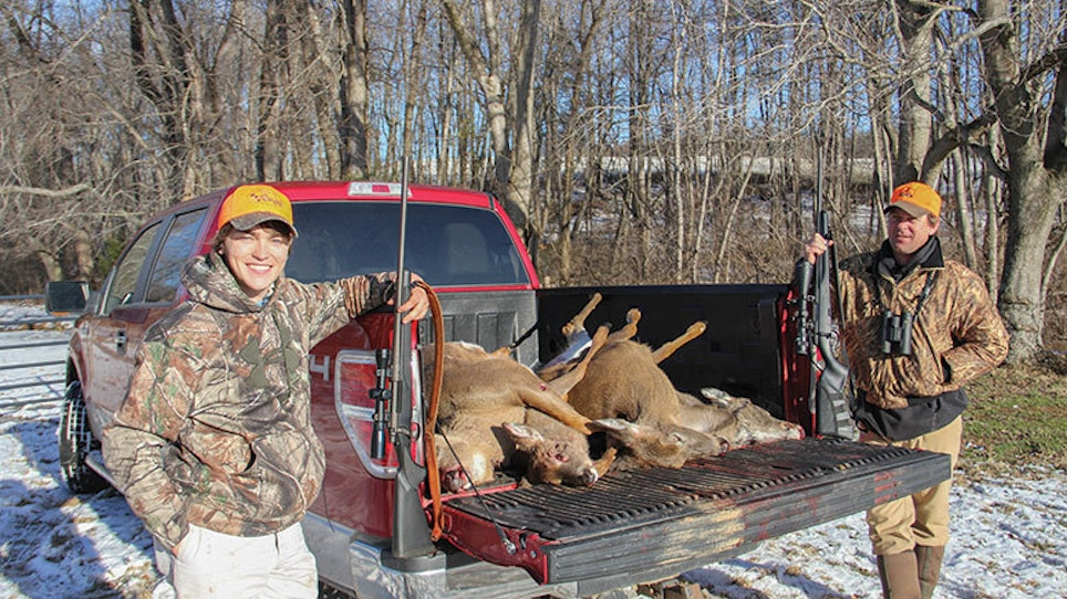 Finding The Perfect Buck-Doe Ratio
