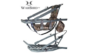 Hawk Treestands and Accessories debuts