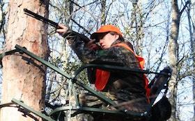 Buck kill during West Virginia gun season up slightly