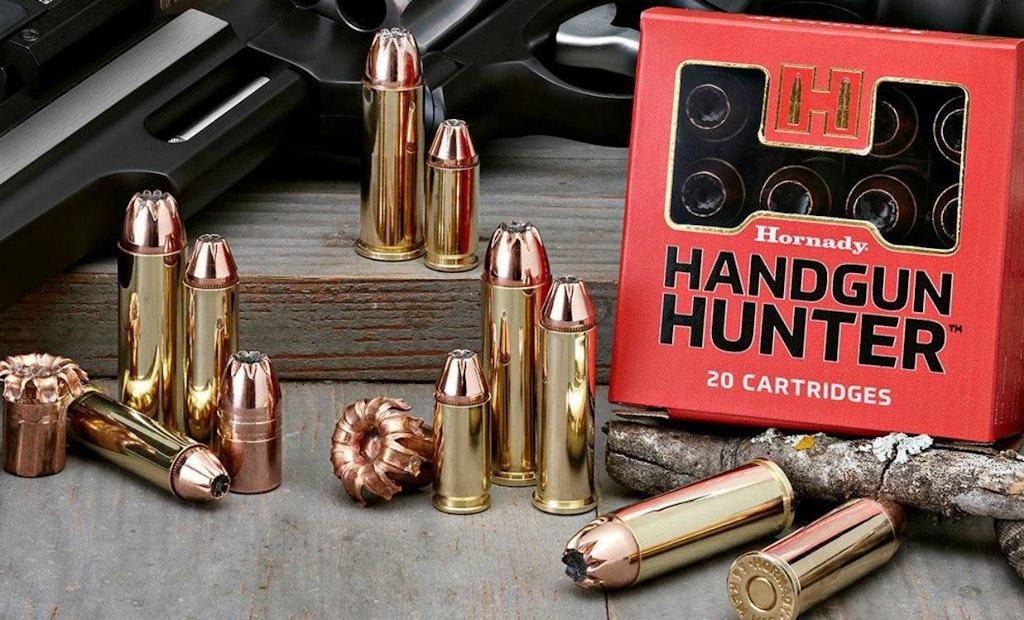 Hornady Handgun Hunter Ammunition
