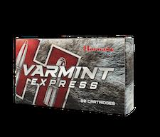 Hornady Varmint Express.