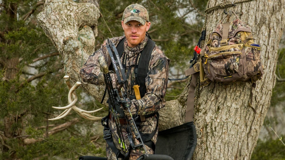 When to Draw Your Bow on Woodland Whitetails