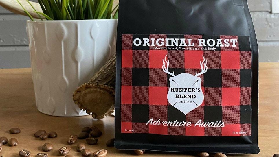 Hunter's Blend Coffee Original Roast
