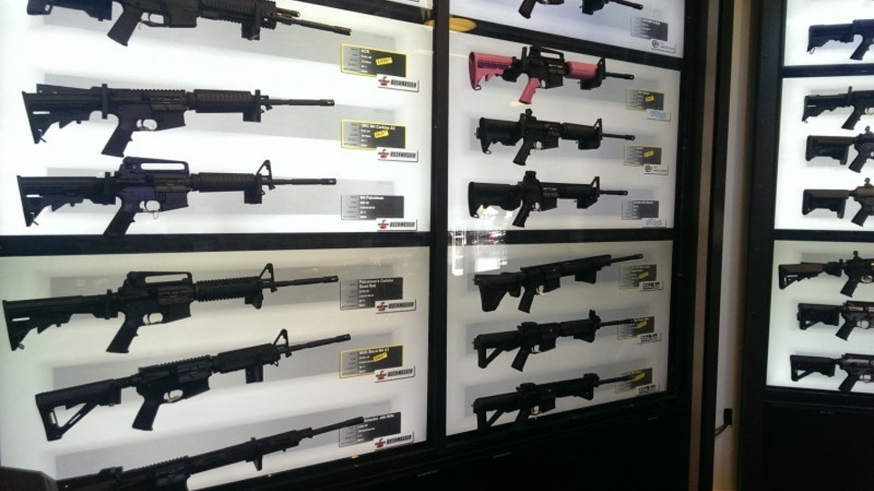 Supreme Court Could Rule On 'Assault Weapon' Bans