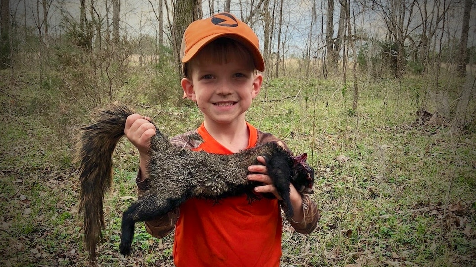 Squirrel hunting takes center stage