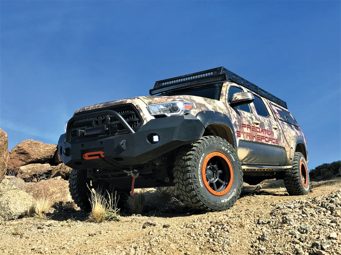 28d57ac88cc0 How to Trick out Your Predator-Hunting Truck | Grand View Outdoors