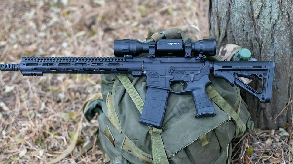 Finally, a Digital Riflescope for the Everyday Hunter
