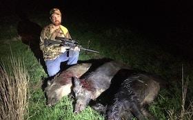 Oklahoma Governor Vetoes Hog Hunting Bill