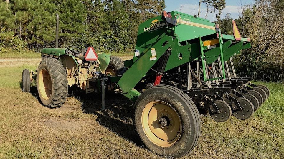 Renting Food Plot Equipment Makes No-Till Farming Possible for Hunters