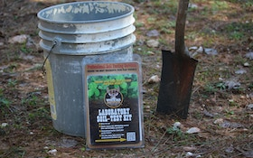 Take soil samples now for food plot readiness
