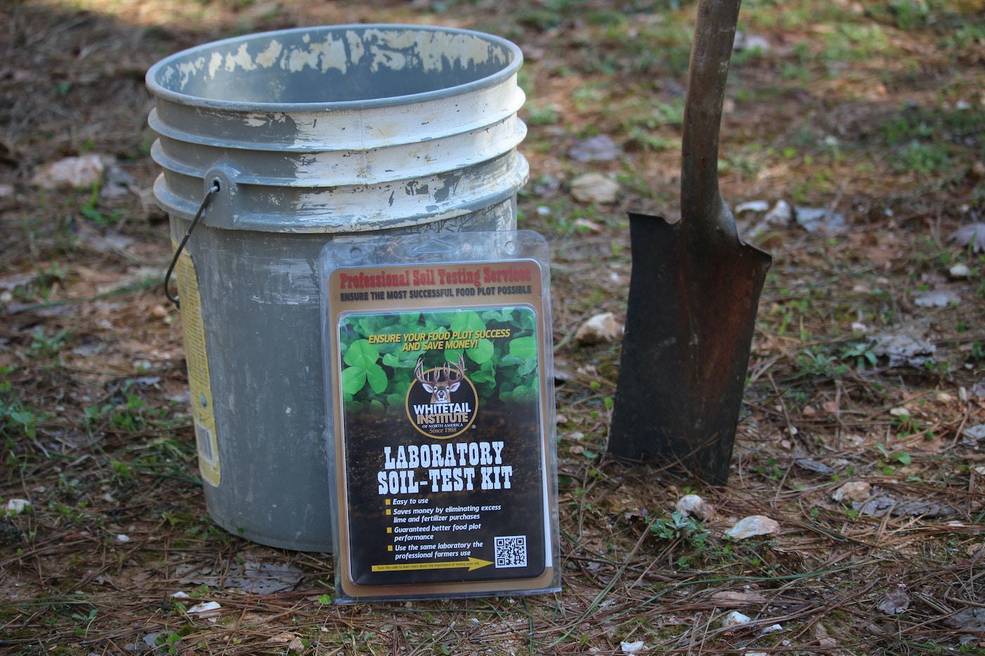 Take soil samples now for food plot readiness | Grand View