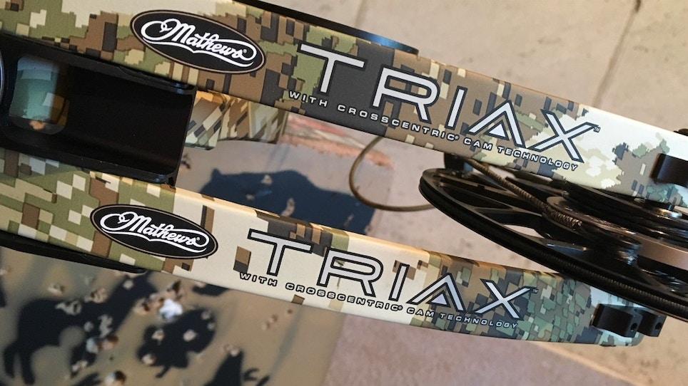 Why I'm Shooting a Mathews TRIAX in 2018