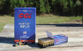 Encourage New Shooters With the Right Ammo