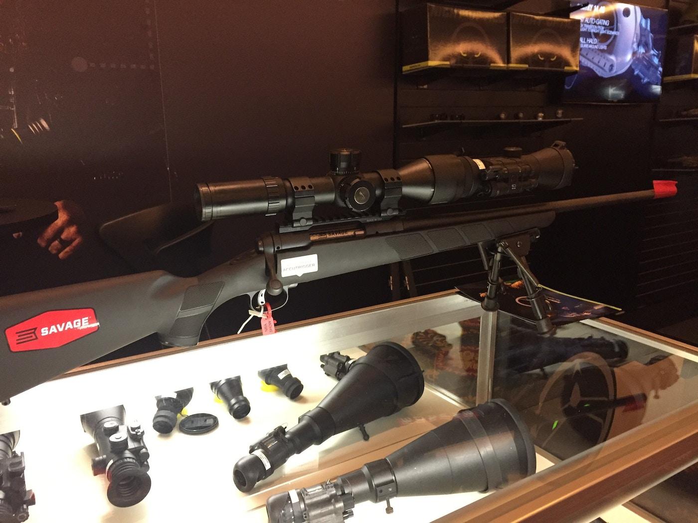 Thermal Sniper Scope