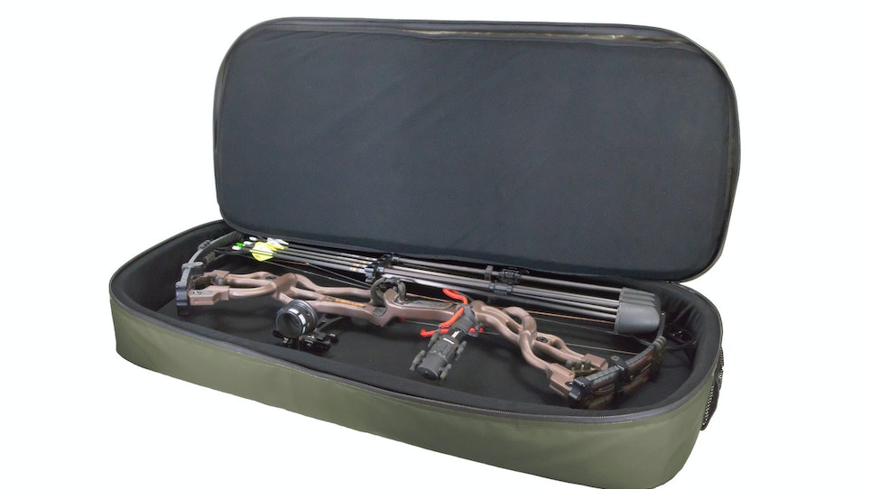 First Look: RUGID Waterproof, Floating, Soft-Sided Compound Bow Case