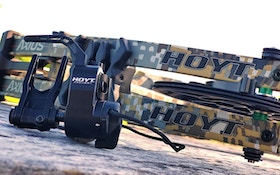 Field Test: QAD UltraRest Integrate MX for Hoyt Bows