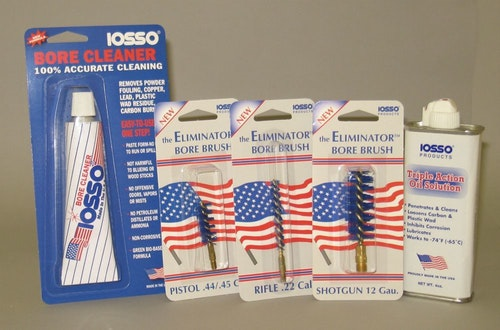 Iosso System 300 Gun Cleaning Kit