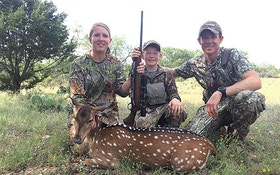 Memorial Day Axis Hunt In Texas Makes For Fond Family Memories