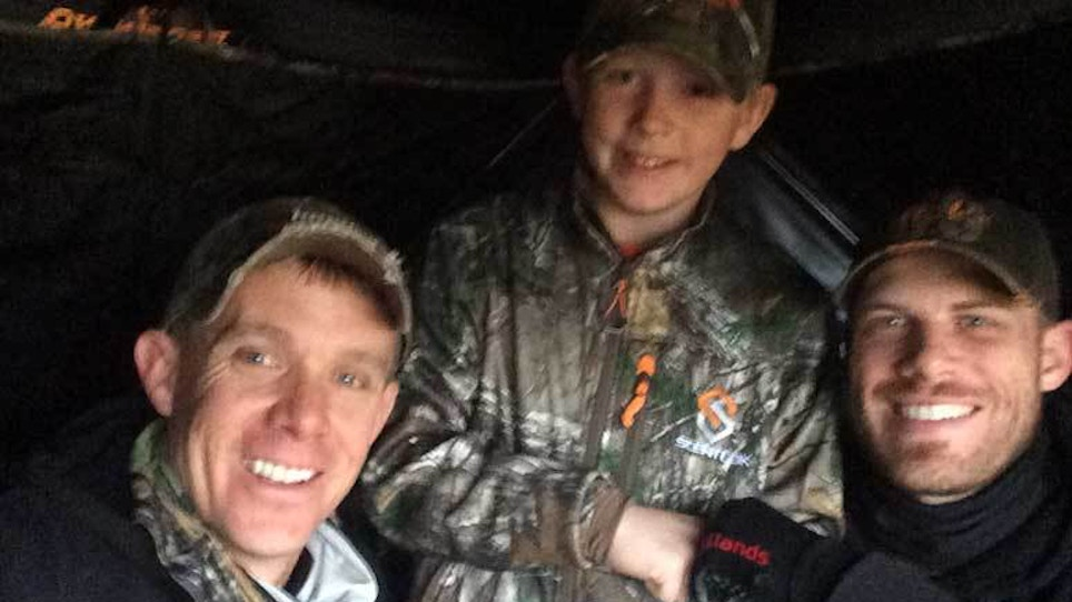 The Life Of A Bowhunter In Turkey Season: Day 9