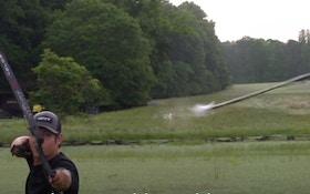 James Jean's Most Difficult Archery Trick Shot