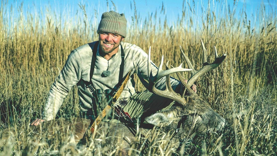 Bowhunting Tips For Killing Whitetails From the Ground