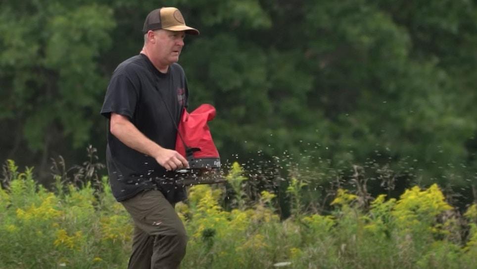 Layering Winter Rye: My Wisconsin Whitetails Fall Food Plot Plan