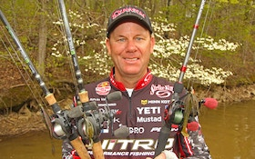Bass Fishing Tips: VanDam Looks for Dogwoods, Mimics Nest Robbers