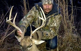 Kid Rock Takes A 'Bama Buck And Mountain Lion