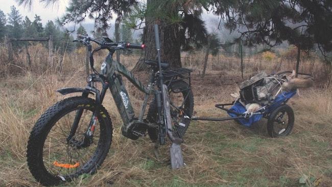 E-Bikes — For Sneaky Predator Hunting