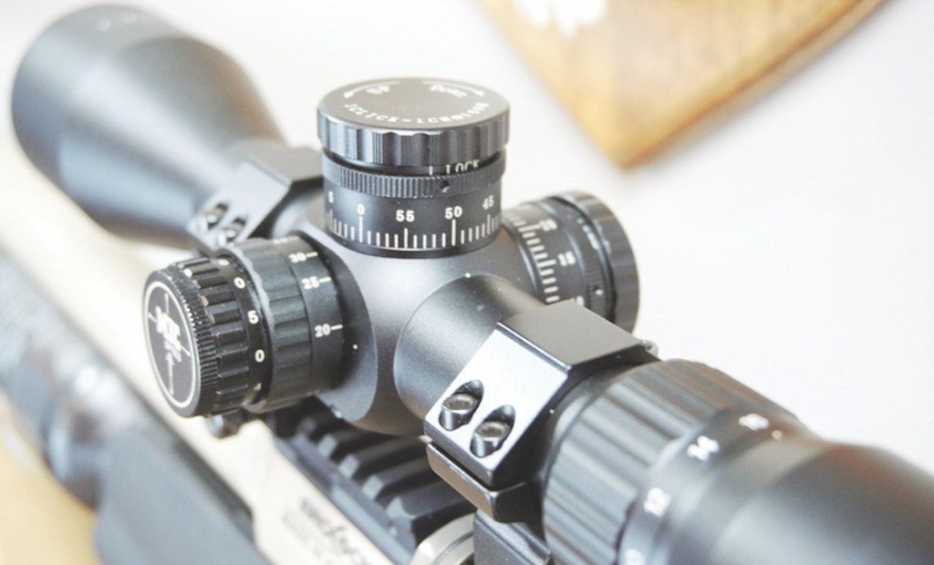 Selecting the Right Airgun Scope