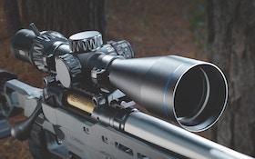 Meopta Optika6 3-18x50mm RD SFP Riflescope