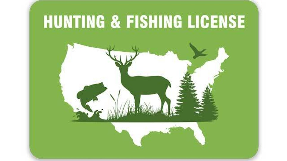 2014 Vermont hunting and fishing licenses set for sale
