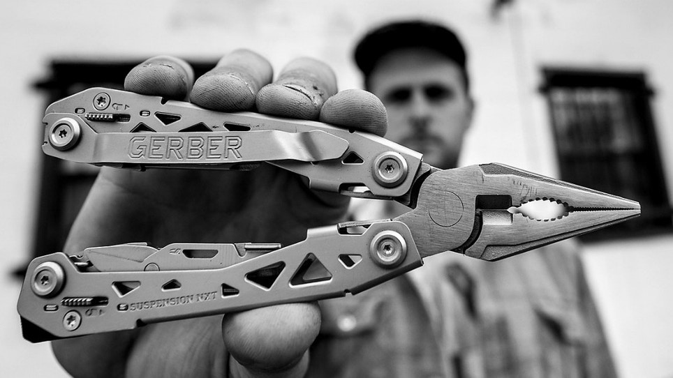 First Look: Gerber Suspension-NXT Multi-Tool