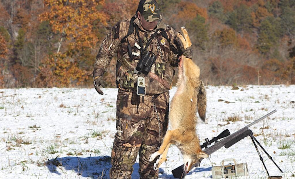 Long-Range Shooting for Coyotes