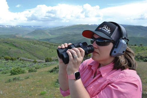 Quality optics, from binocular to riflescope and rangefinder, makes a difference with long-distance shooting.