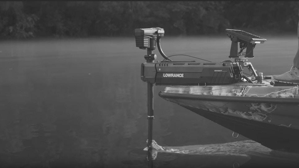 Video: Lowrance Teases New Trolling Motor