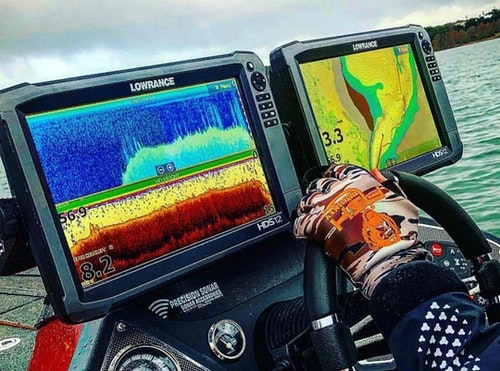 Lowrance is one of the biggest names in fishfinders, and now the company is entering the trolling motor market.