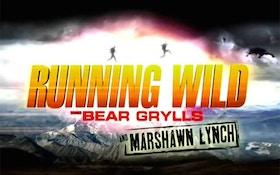 Bear Grylls Runs More Wild Than Marshawn Lynch