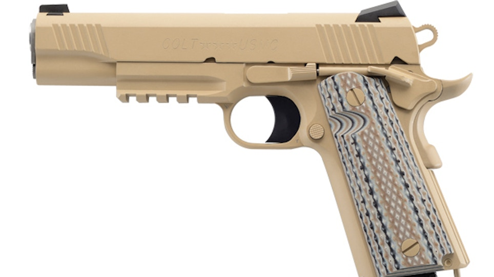 Colt Has Plan To Pull Out Of Bankruptcy
