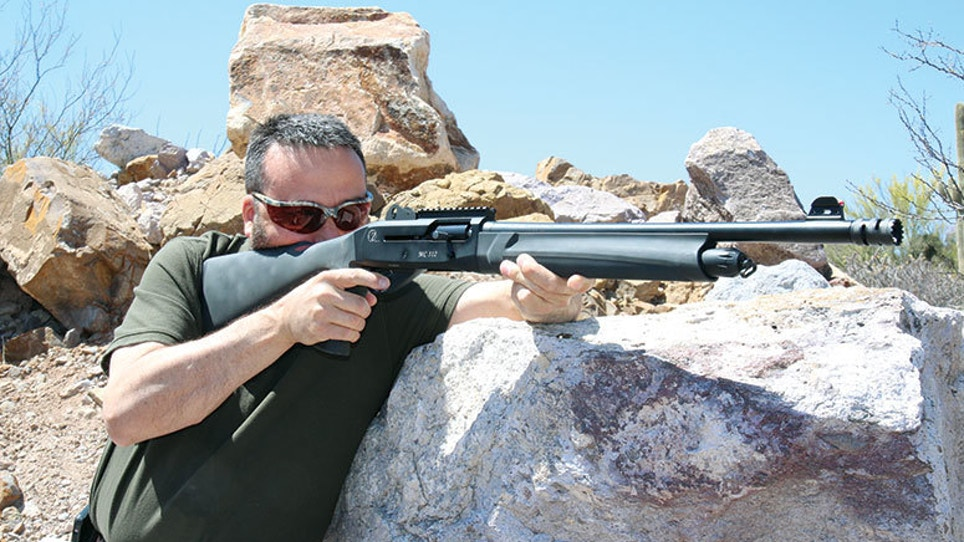 Gun Review: Zenith MC 312 Tactical