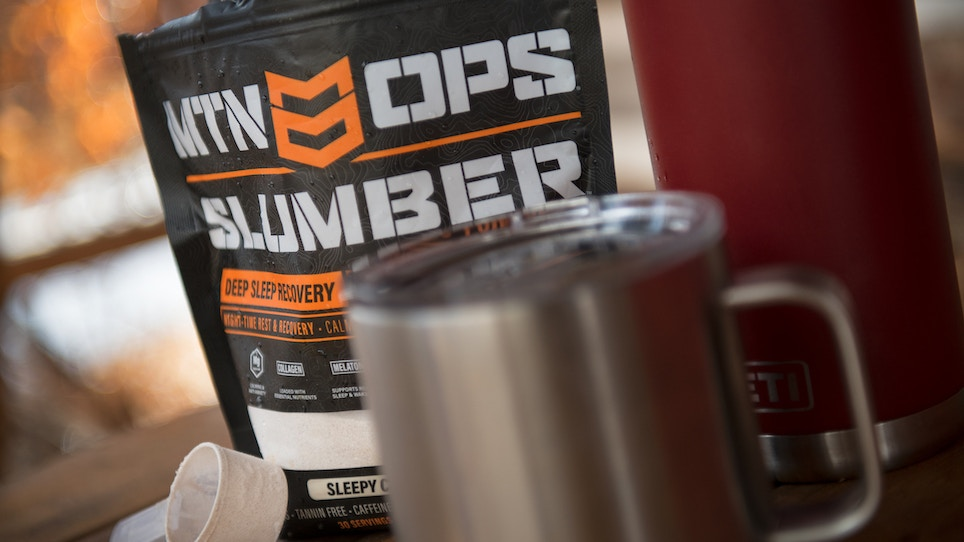 Sleep better with MTN OPS Slumber
